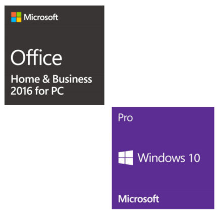 Microsoft Windows 10 + Office 2016 Home & Business South Africa