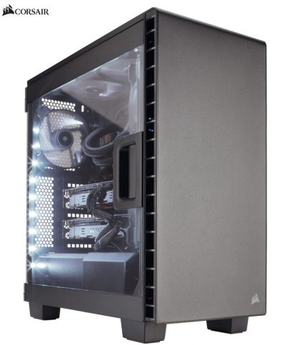 CORSAIR 400C MID TOWER CASE