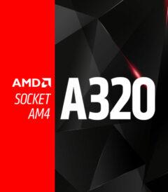 AMD A320 SKT AM4
