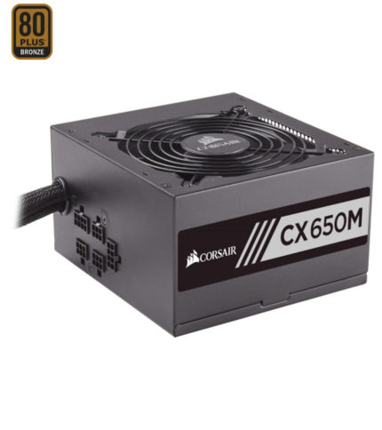 CORSAIR CXM 650 WATT PSU