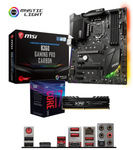 I7 8700 Upgrade Kit