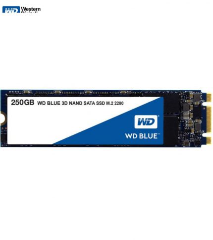 Western Digital 250GB Blue SSD M.2