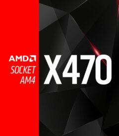 AMD X470 SKT AM4