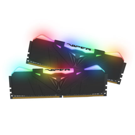 PATRIOT VIPER RGB 16GB (2 x 8GB) DDR4 RAM 3000MHz