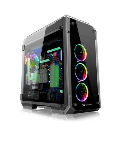 Thermaltake View 71 Tempered Glass RGB Chassis