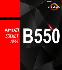 AMD B550 SKT AM4